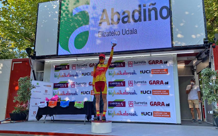 #TeamESPciclismo / Copa de las Naciones - Bizkaikoloreak