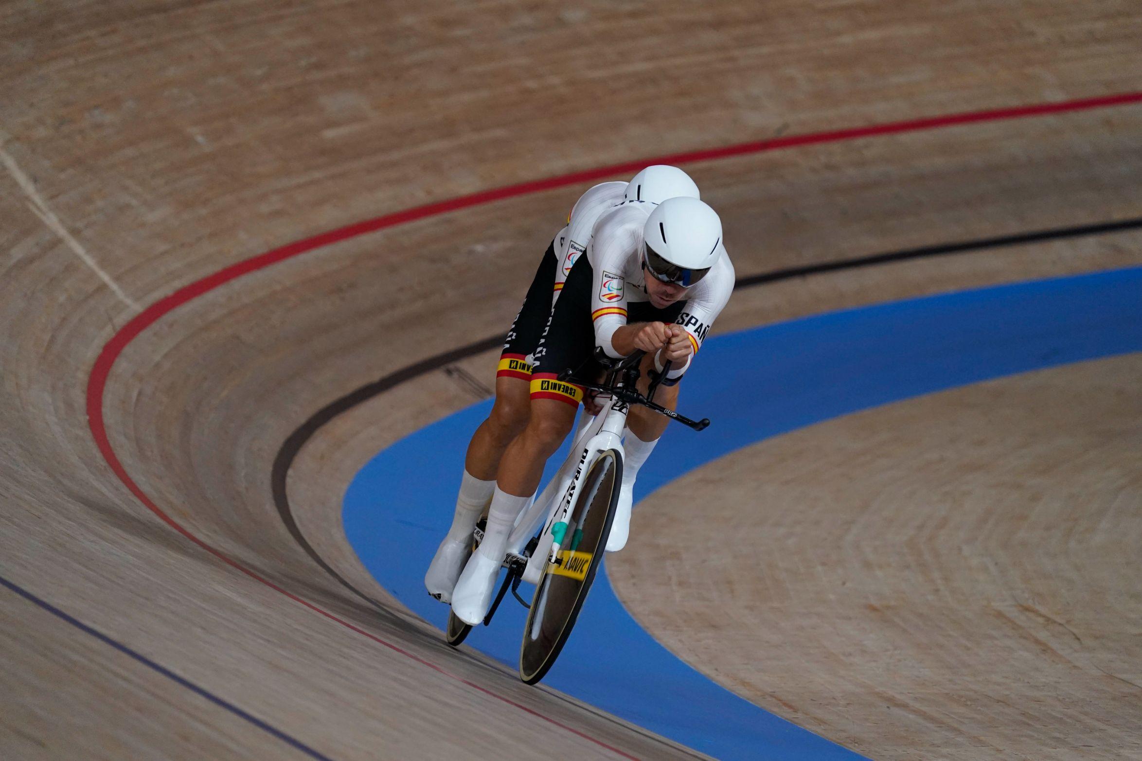 #TeamESPciclismo - Juegos Paralímpicos Tokio, pista