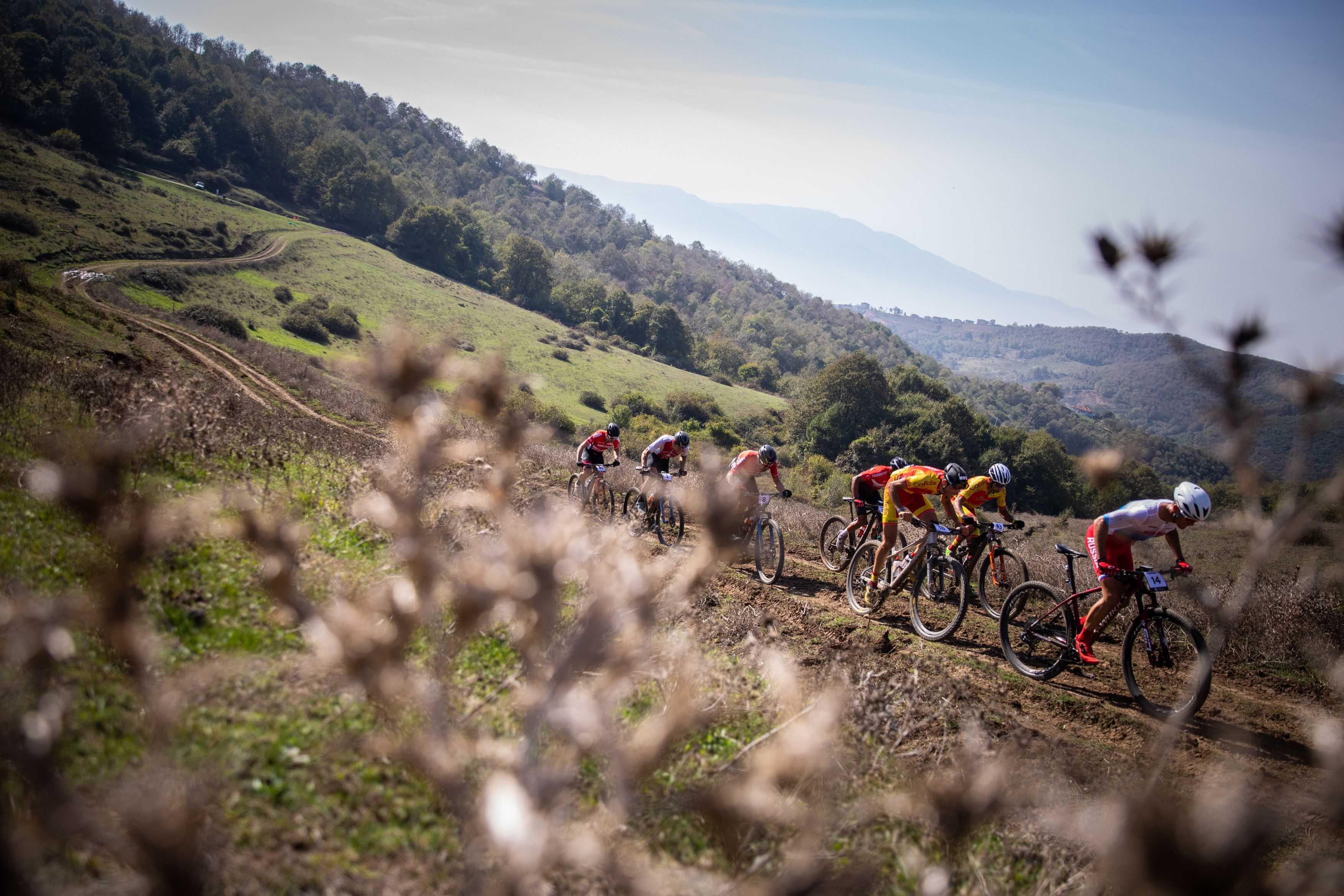 #TeamESPciclismo - Campeonato del Mundo de XC Maratón 2020 - Sakarya, Turquía