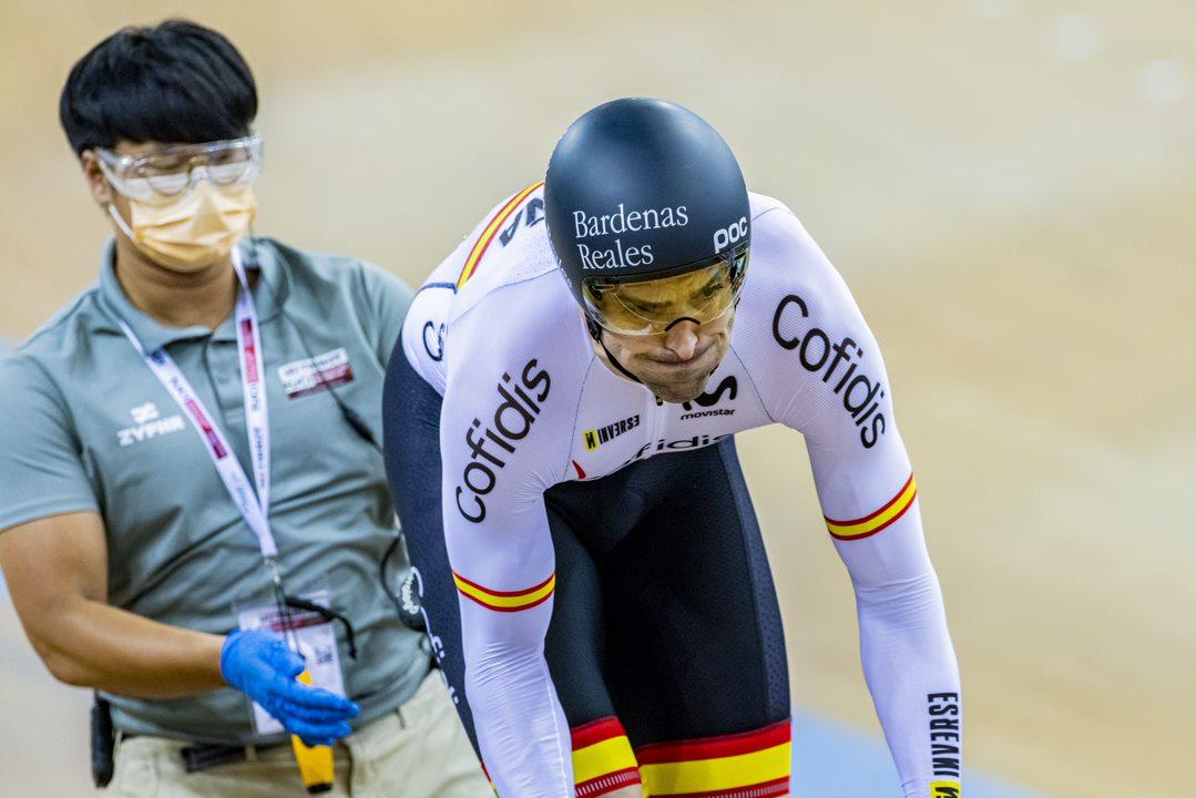 #TeamESPciclismo - Copa de las Naciones Pista Hong Kong (Fotos de Brian Production)