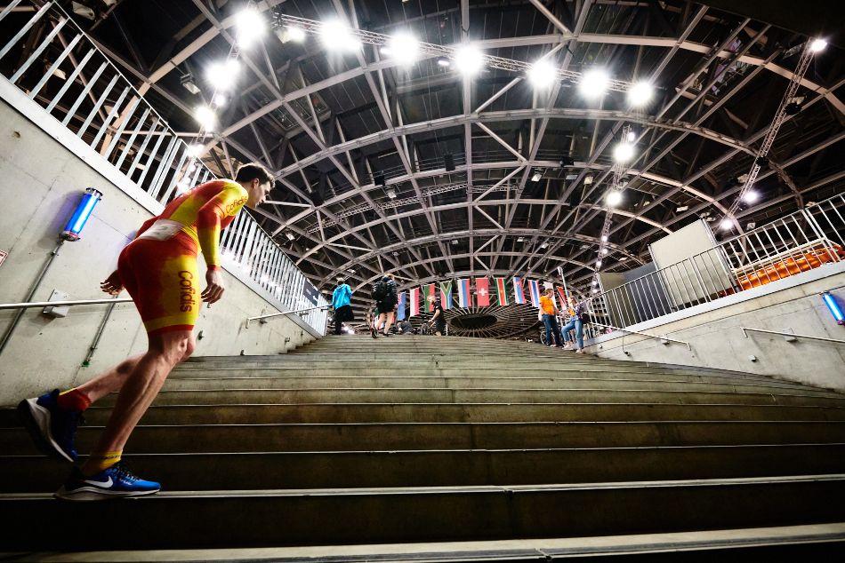 #TeamESPCiclismo - Campeonato del Mundo de Pista de Berlín 2020 (Fotos: @frabanvisuals/RFEC)