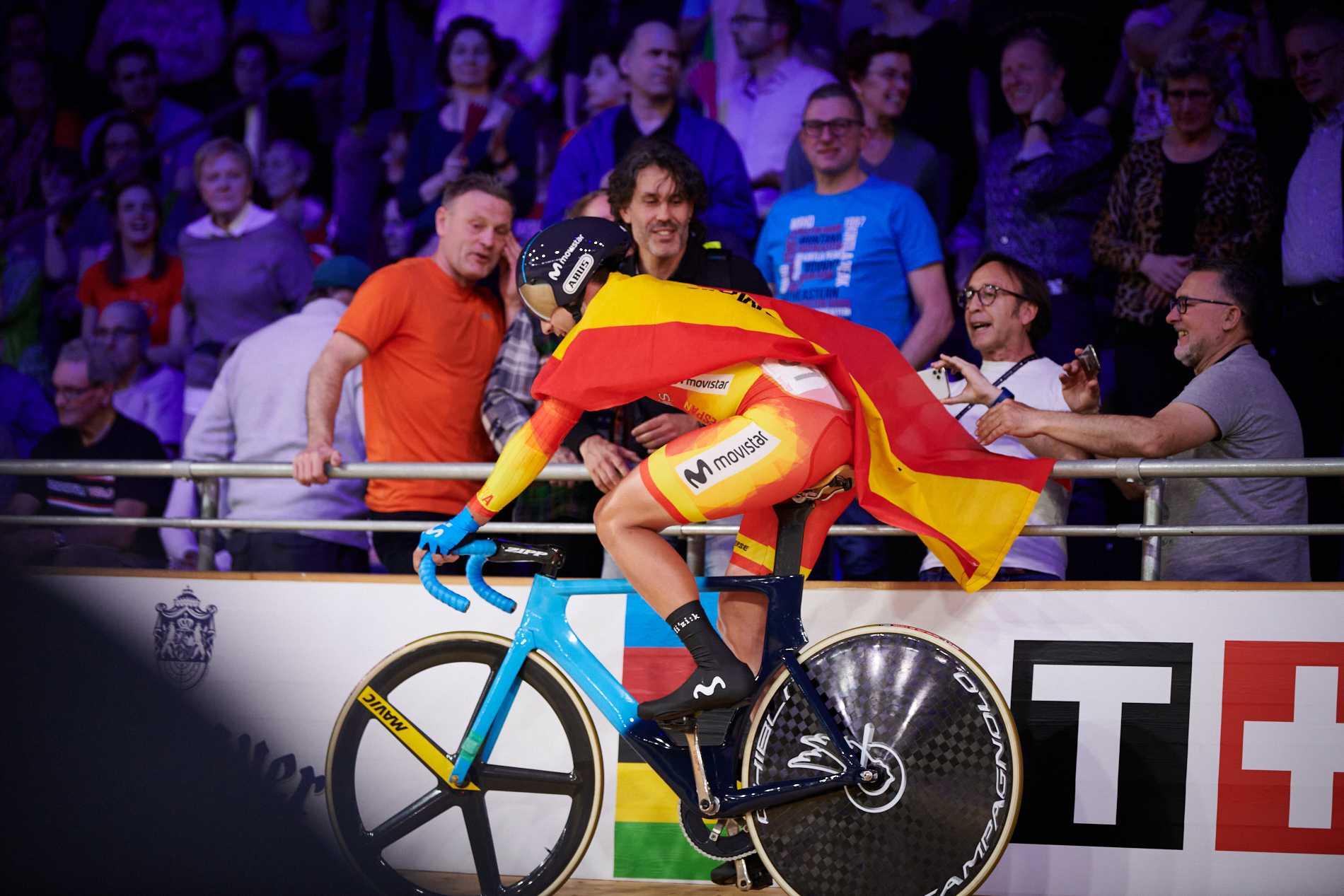 #TeamESPciclismo / Mundial de Pista 2020, Berlín (Fotos: F. J. Bandín -@Frabanvisuals-)