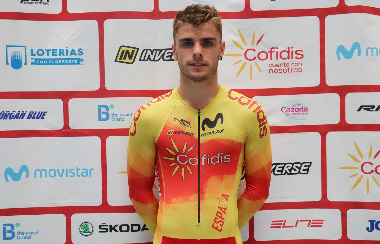 #TeamESPciclismo - Concentración Pista Junior-Sub23 de Valencia