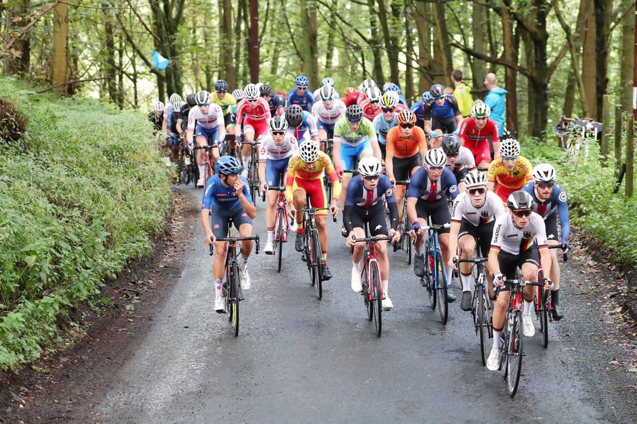 #TeamESPCiclismo / Campeonato del Mundo de Carretera de Yorkshire 2019