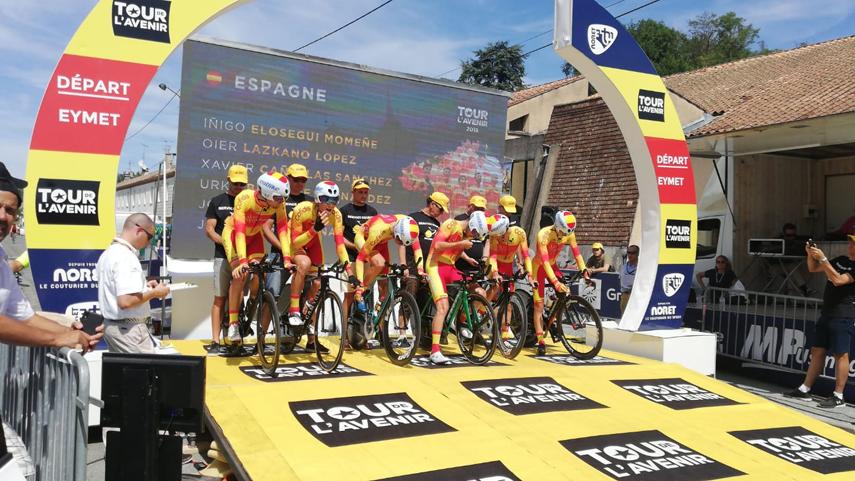 #TeamESPciclismo / Tour del Porvenir 2019