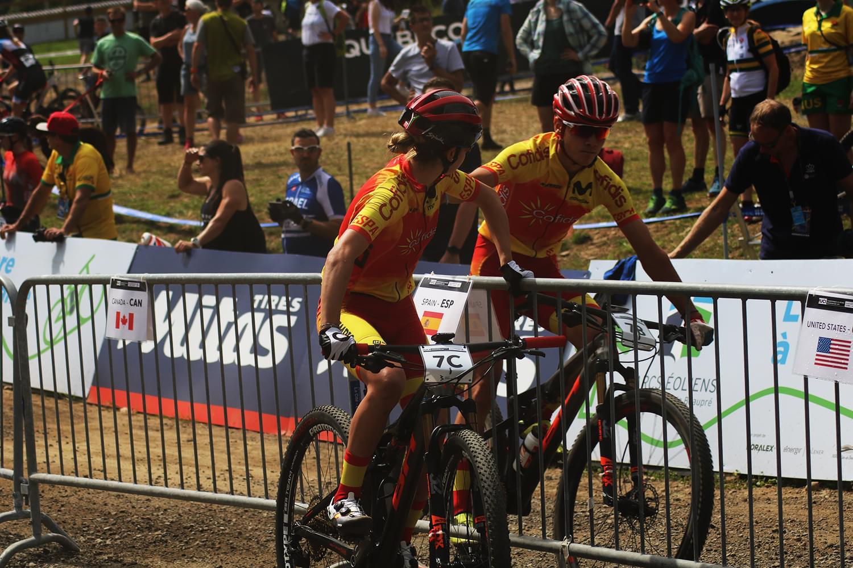 #TeamESPciclismo / Campeonato del Mundo de XCO-DHI de Mont-Sainte-Anne 2019