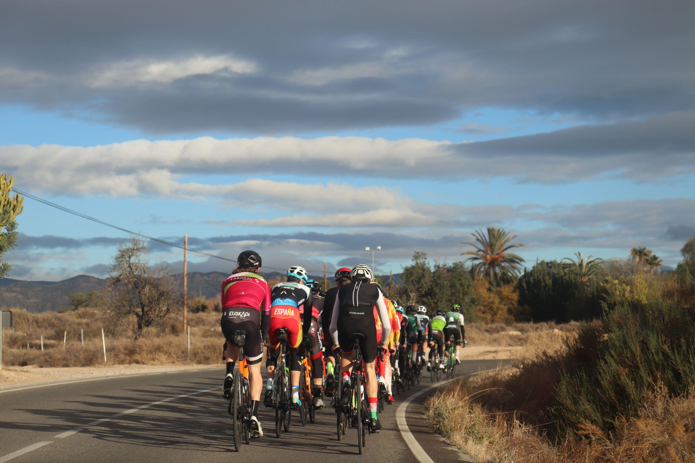 Alto Rendimiento y Tecnificación - Carretera jr y sub23 masc., Alicante, diciembre 2020Alto Rendimiento y Tecnificación - Carretera jr y sub23 masc.,