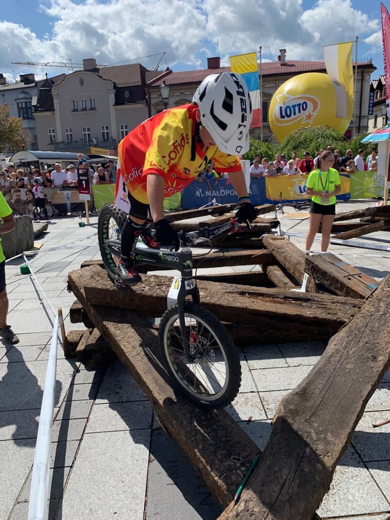 #TeamESPciclismo | Juegos Mundiales de la Juventud de Trial 2019