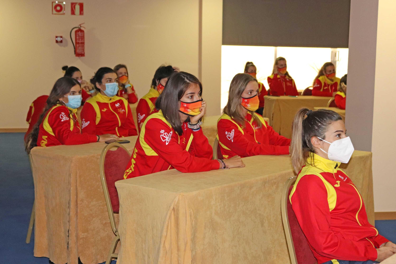 Alto Rendimiento y Tecnificación - Carretera fem. (días 1 y 2) Alicante, diciembre 2020
