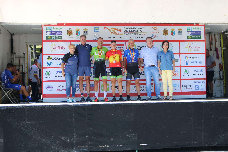 Campeonato de España Junior y Máster / Asturias 2019