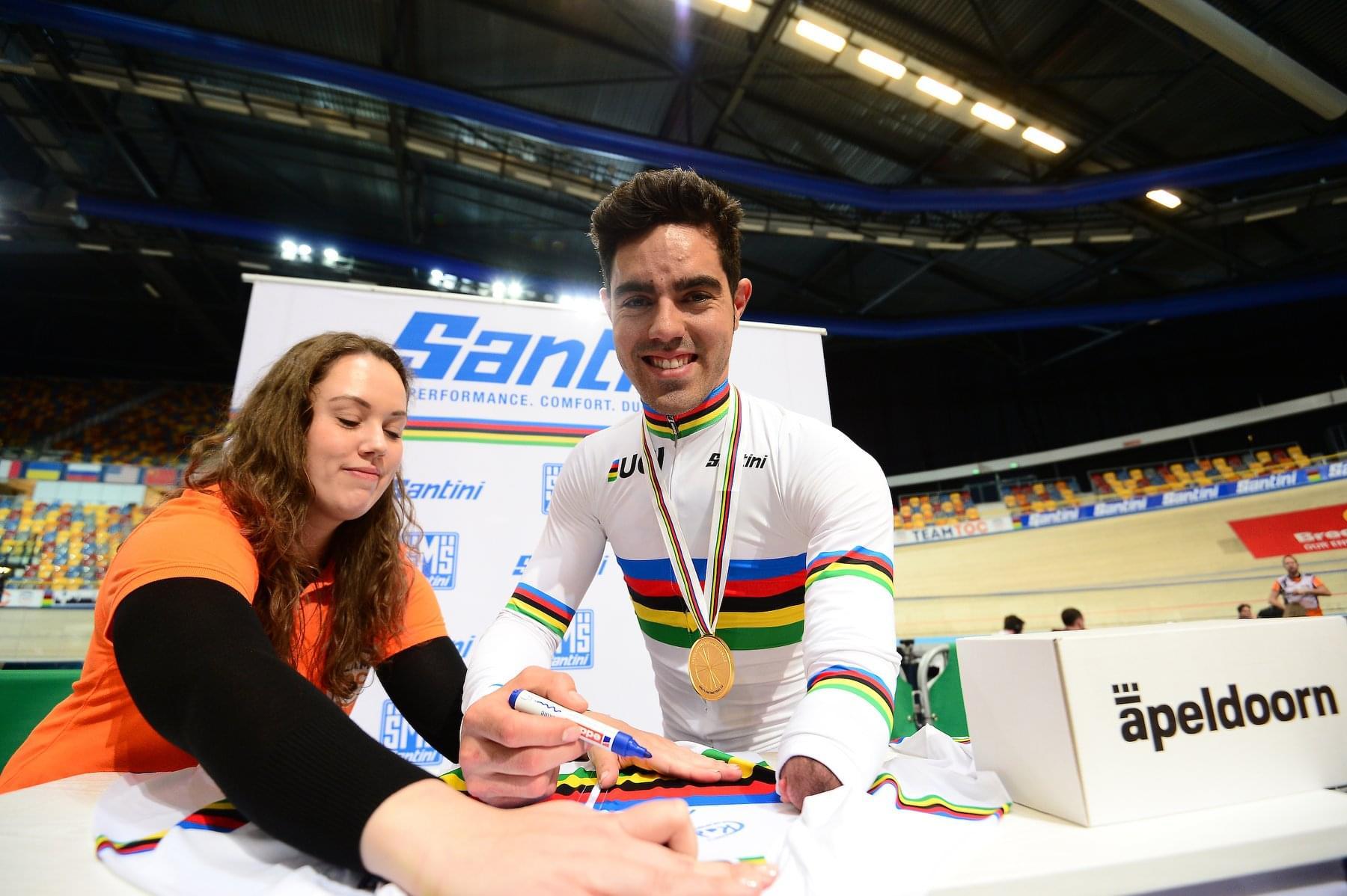 #TeamESPciclismo / Mundial Ciclismo Adaptado en Pista Apeldoorn 2019