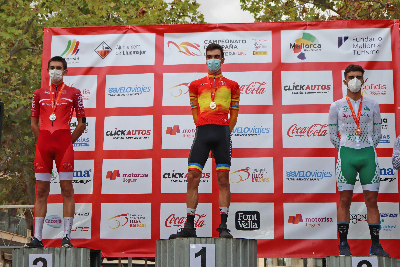 Campeonato de España Junior y Master 2020 - Llucmajor