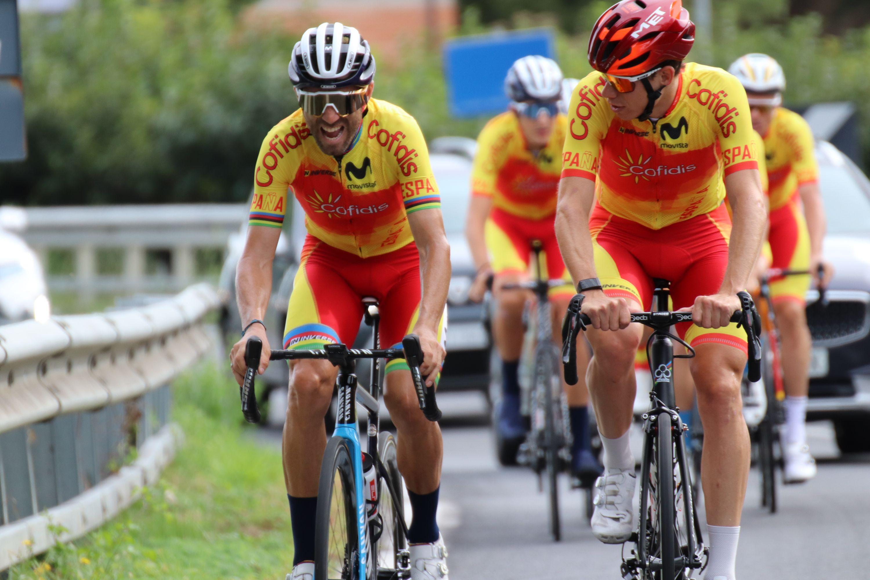 #TeamESPciclismo - Concentración Mundial Carretera 2020 - Imola