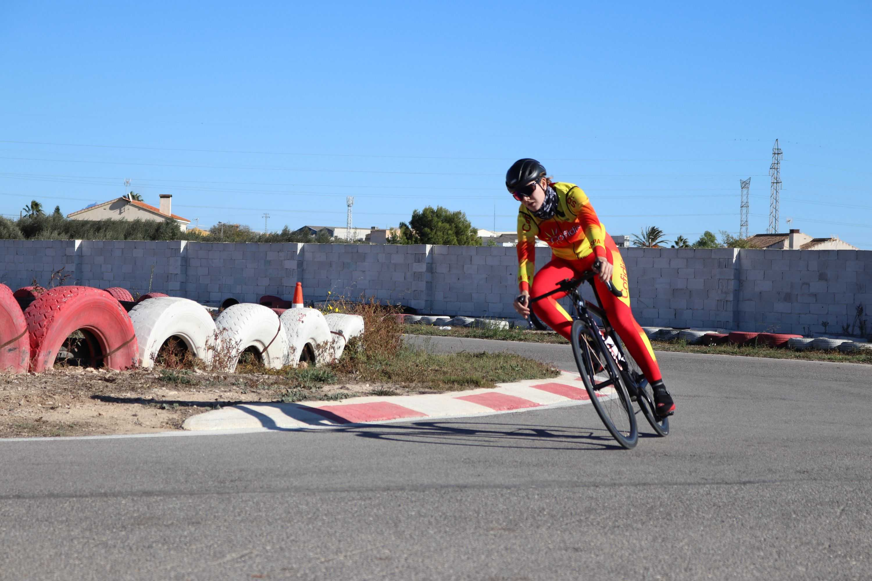 Alto Rendimiento y Tecnificación - Carretera fem. (días 3 y 4). Alicante, diciembre 2020