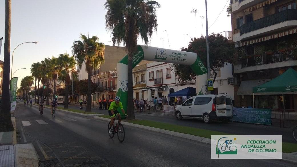 XL CARRERA CLUB CICLISTA LOS  PALACIOS