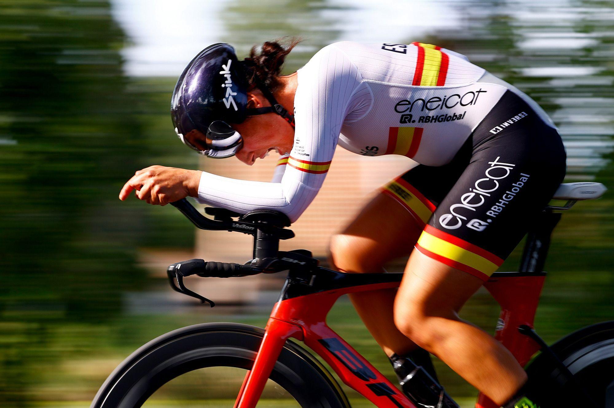 #TeamESPciclismo - Mundial ciclismo en carretera Flandes 2021 -  Contrarrelojs