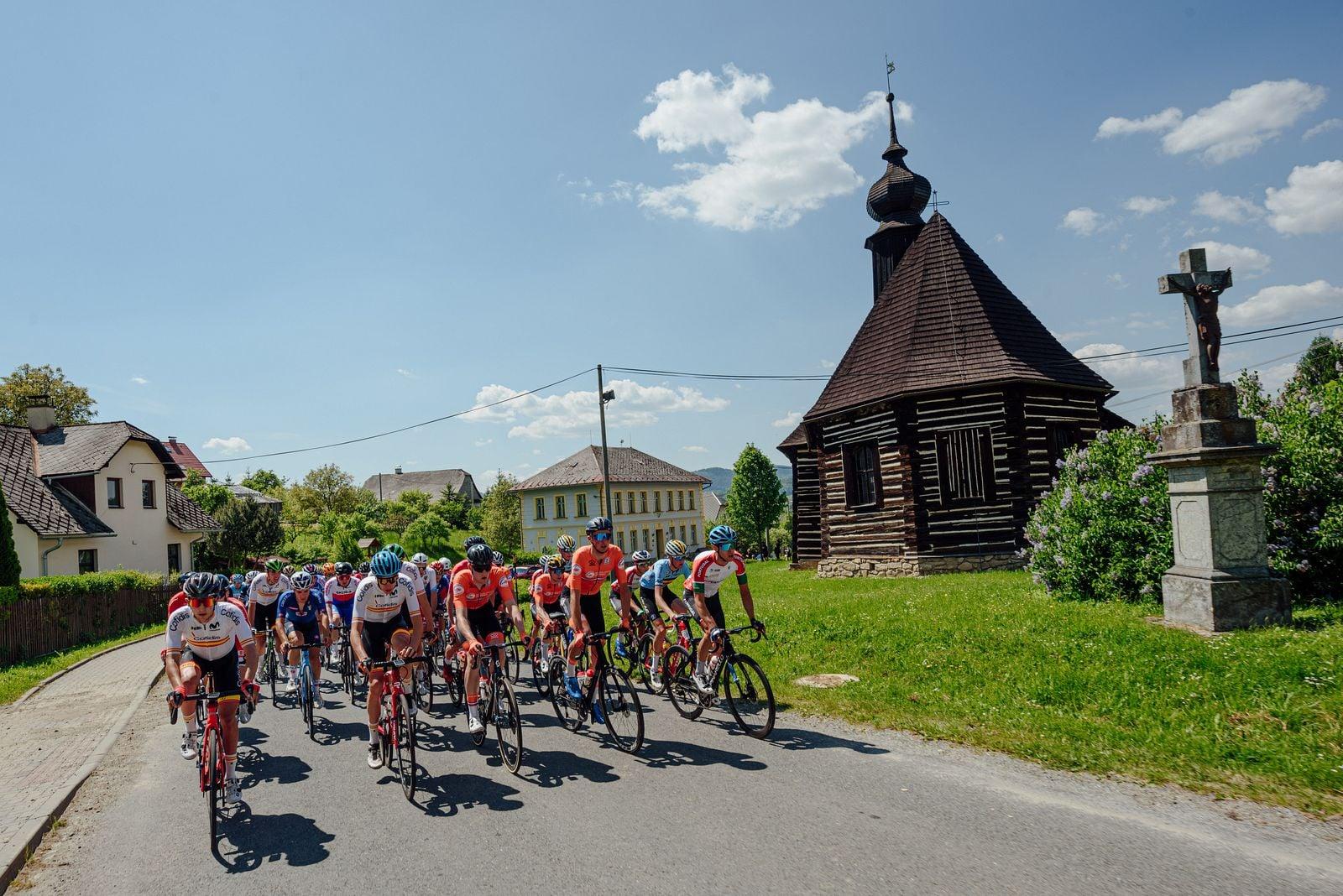 #TeamESPciclismo - Copa de las Naciones - Carrera de la Paz y Orlen Nations G. P.