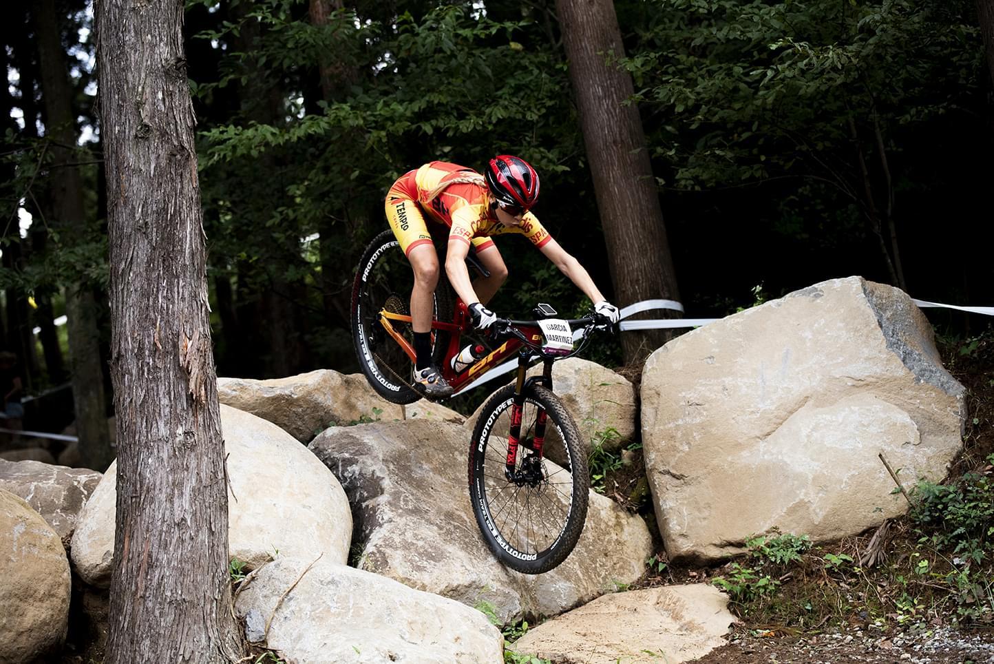 #TeamESPciclismo / Test Olímpico Tokio 2020 (Fotos: Silvia Fernández)