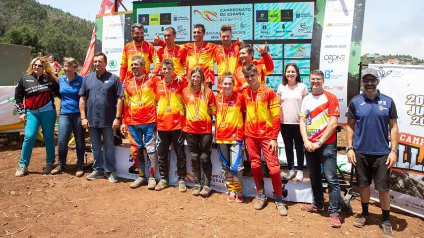 Campeonato de España de Descenso 2019 / Teror