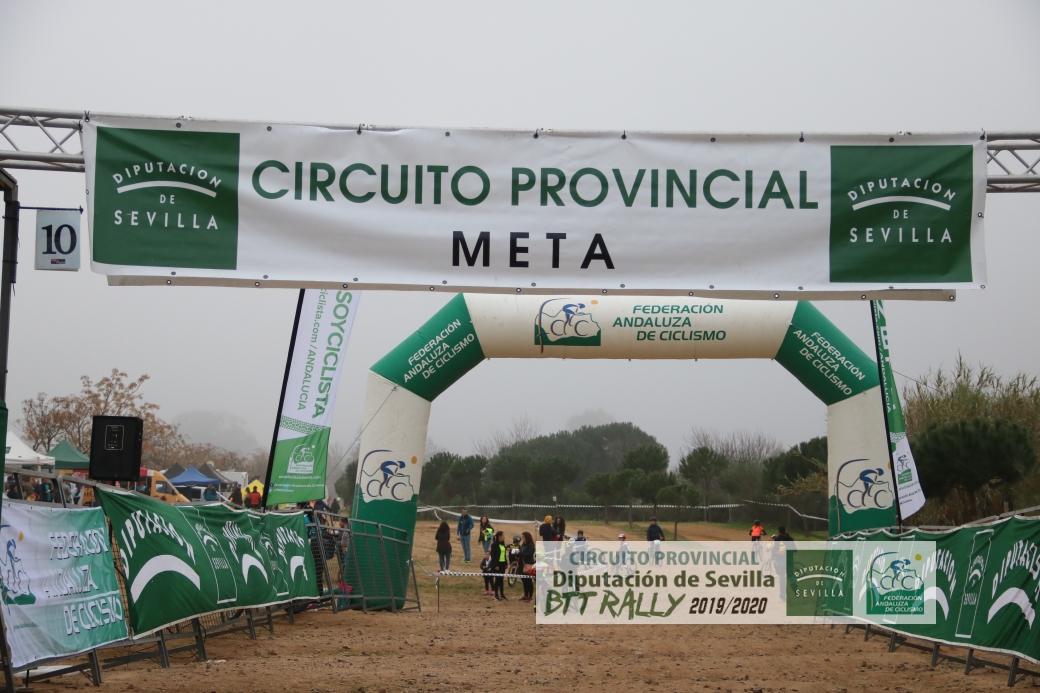 CIRCUITO DIPUTACION DE SEVILLA - VILLAVERDE DEL RIO