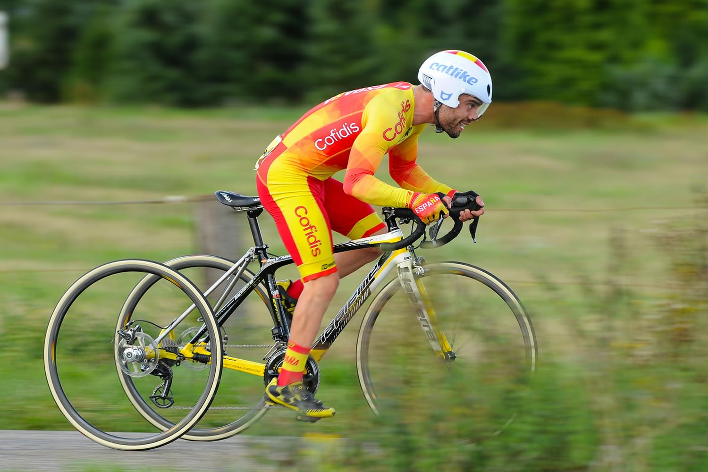 #TeamESPciclismo / Campeonato del Mundo de Ciclismo Adaptado 2019