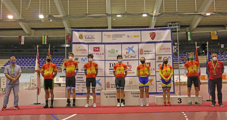 Campeonato de España de Pista 2020 - Tafalla - jornada del jueves