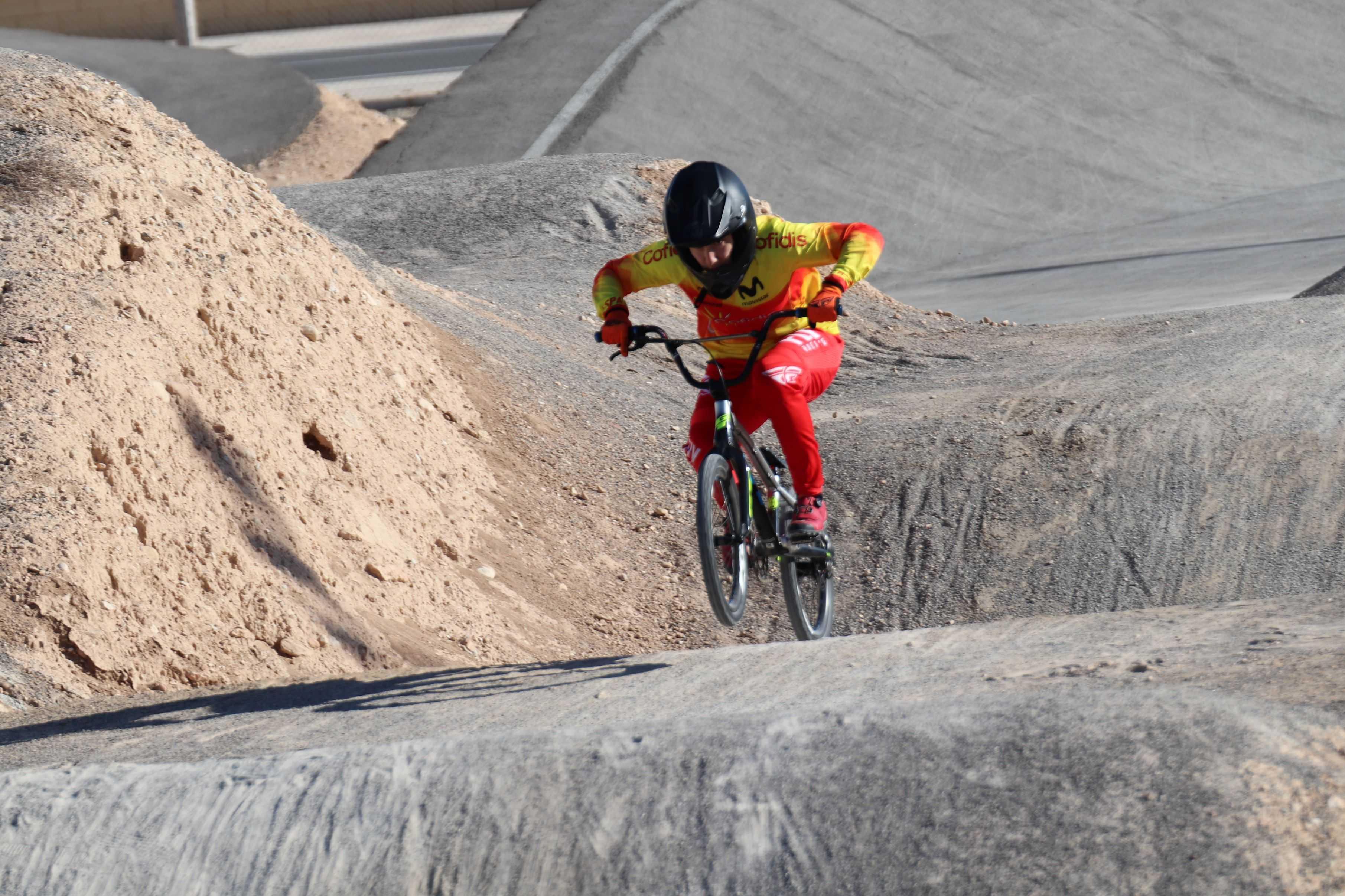 Alto Rendimiento y Tecnificación - Concentración BMX Racing, noviembre 2020 (Elche)