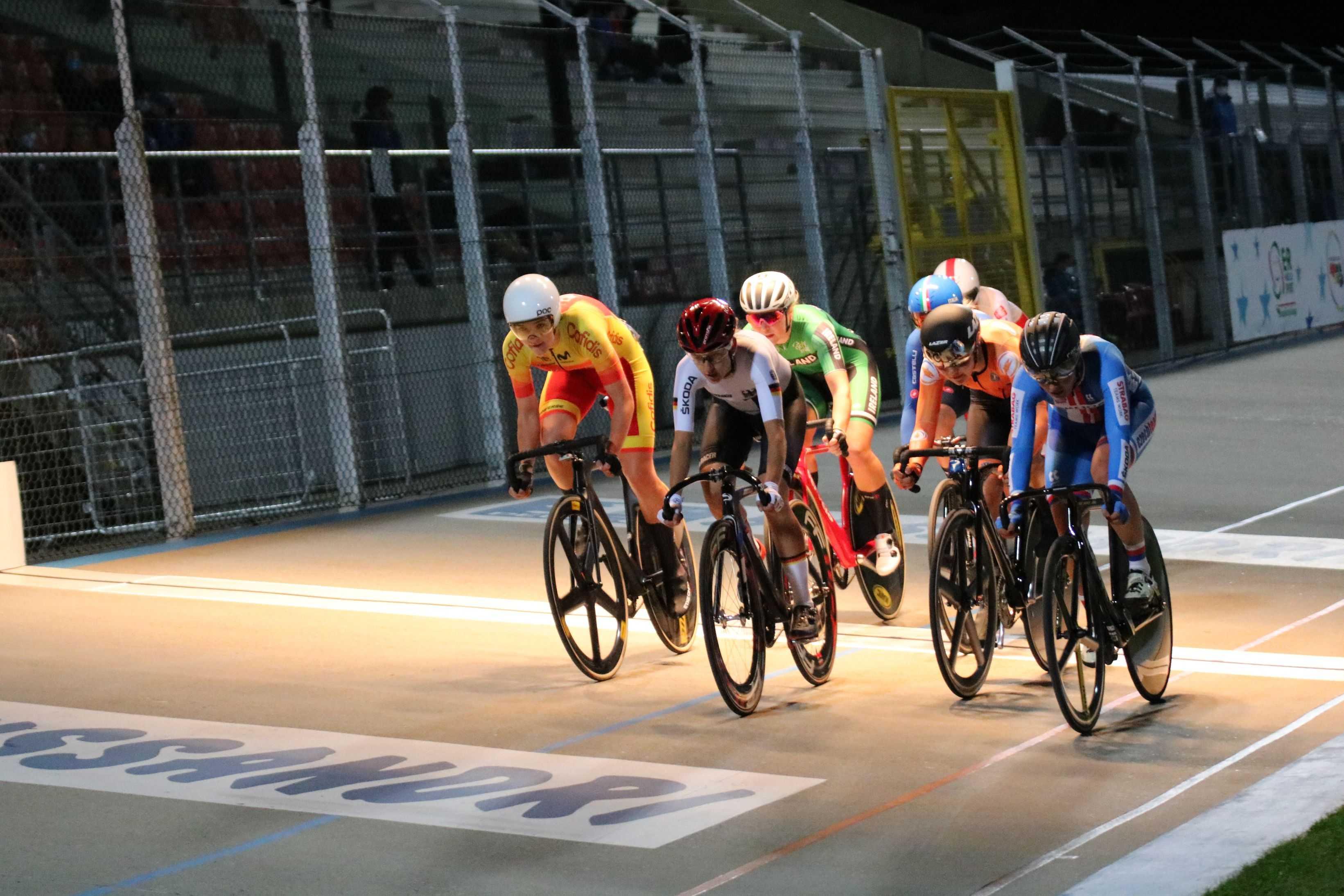 #TeamESPciclismo / Campeonato de Europa de Pista junior-Sub23 2020 - Sábado 11 y domingo 12 de octubre