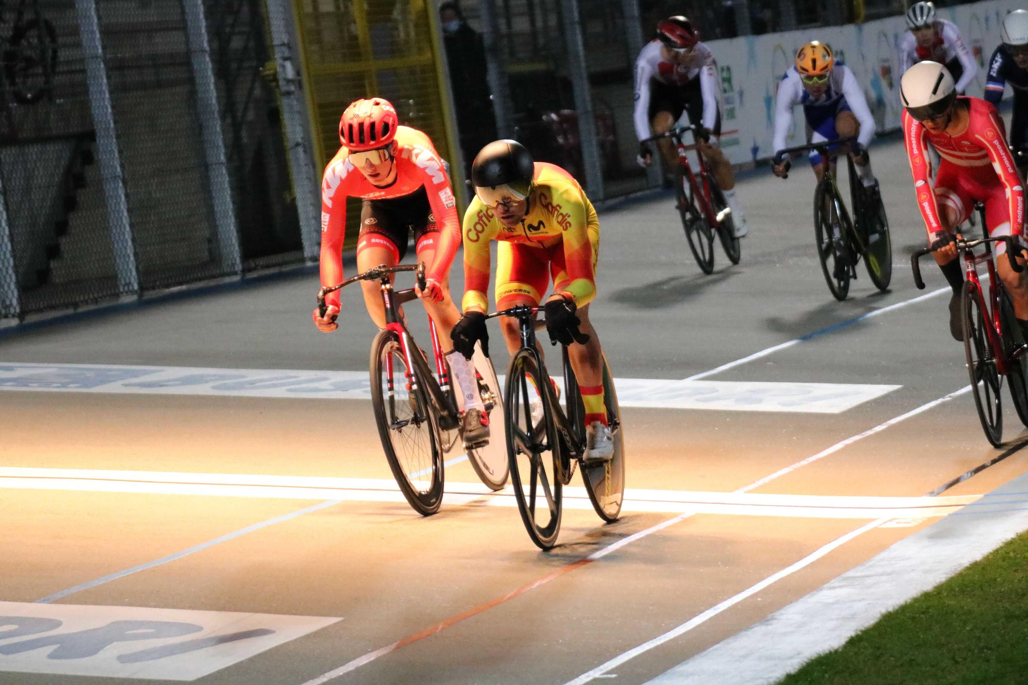 #TeamESPciclismo / Campeonato de Europa de Pista junior-Sub23 2020 - Sábado 10 y lunes 12 de octubre