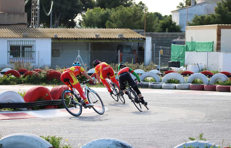 Alto Rendimiento y Tecnificación - 2ª concentración de Carretera, Alicante, diciembre 2019