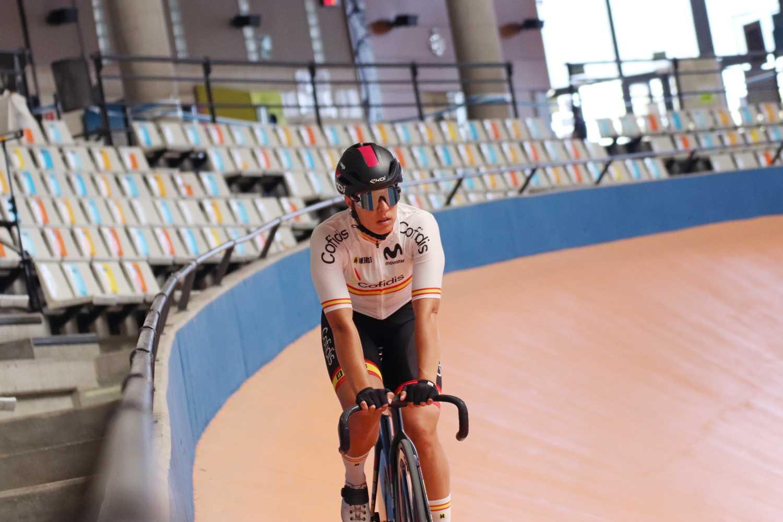 #TeamESPciclismo - Concentración preparatoria Copa de las Naciones San Petersburgo - Valencia