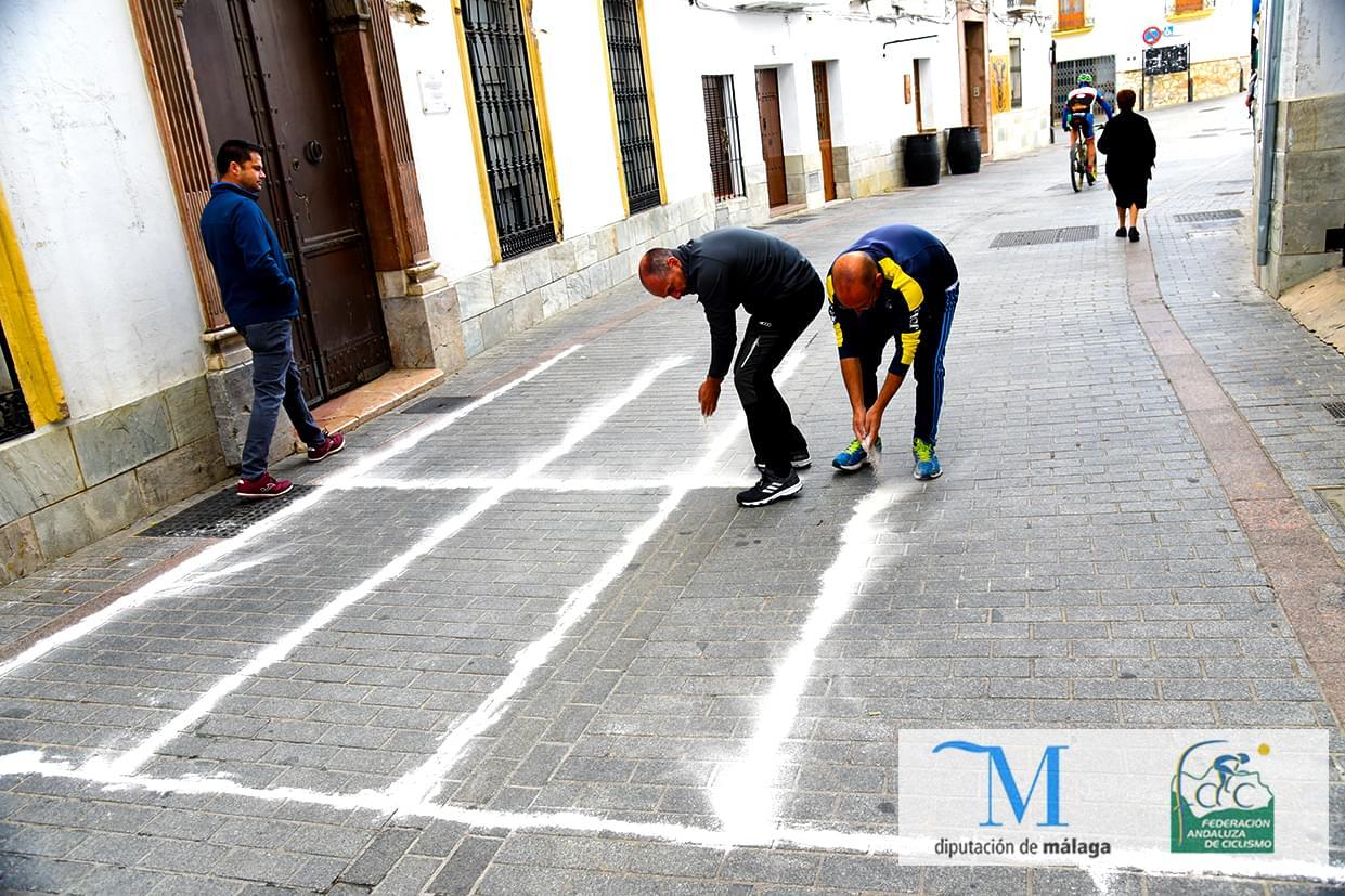 MEDIA MARATON EL PINSAPO YUNQUERA