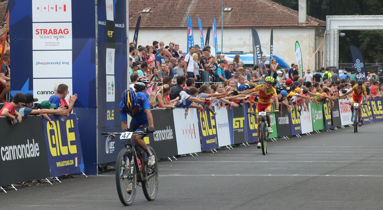 #TeamESPCiclismo / Campeonato de Europa de XCO-XCE-TR de Brno 2019
