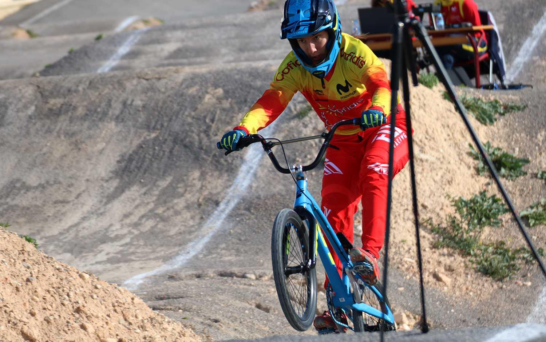Alto Rendimiento y Tecnificación - BMX Racing y Freestyle, Elche, diciembre 2019