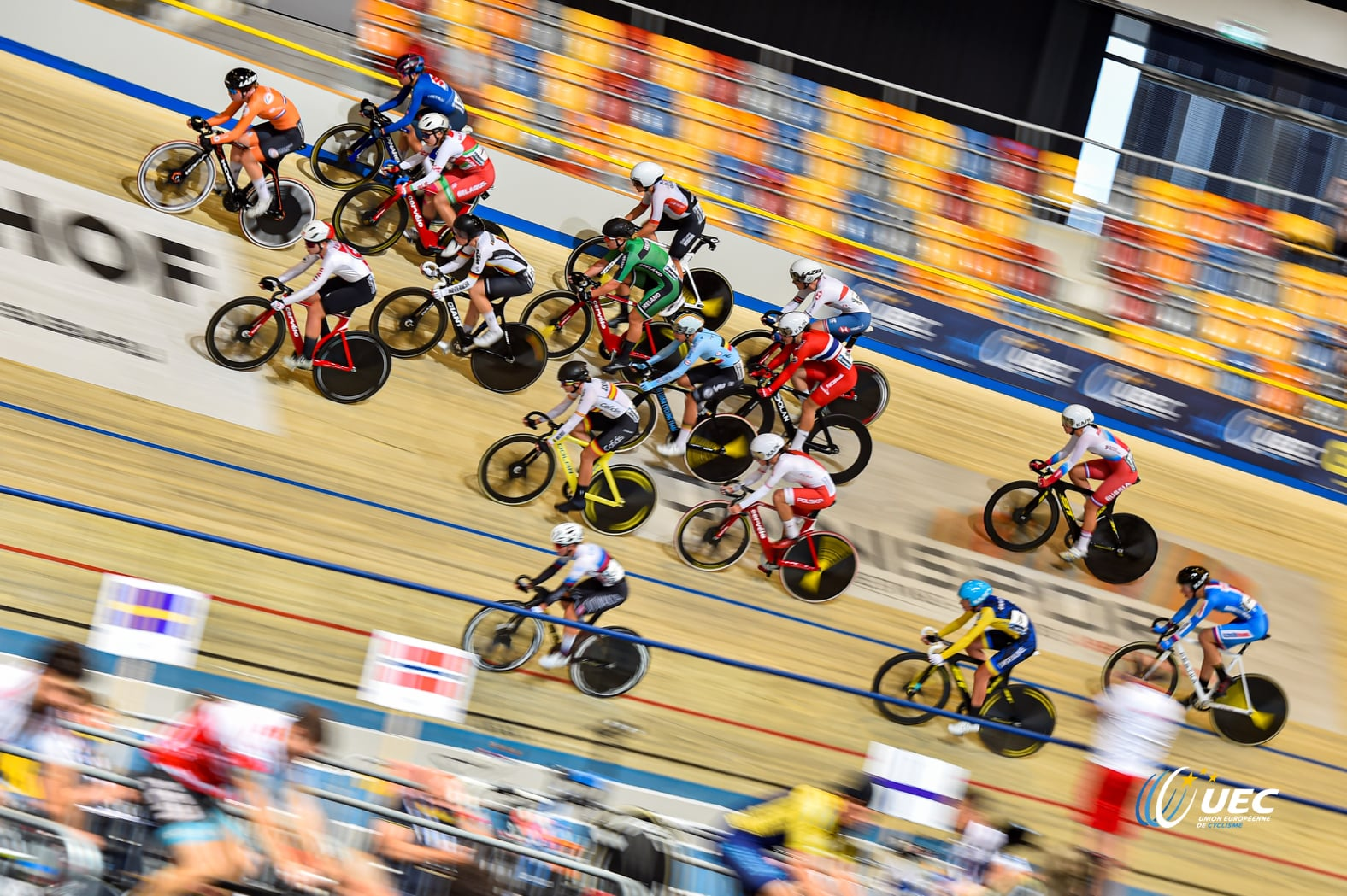 #TeamESPciclismo - Campeonato Europa Pista jr y sub23 2021