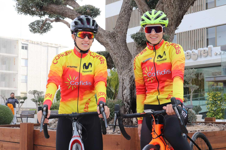 #TeamESPciclismo - Concentración preparatoria en Altea para el Mundial de CX 2021