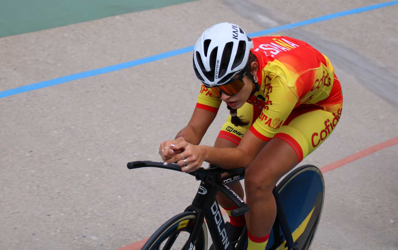 #TeamESPciclismo - Campeonato de Europa de Pista Junior-Sub23 2020 - Jornada de entrenamientos
