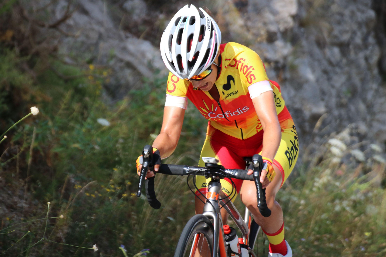 #TeamESPciclismo - Concentración élite fem. Altea, julio 2020