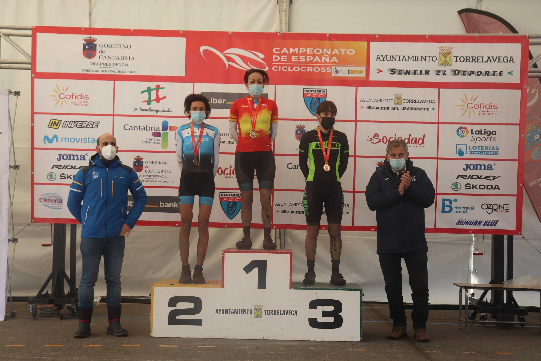 Campeonato de España Ciclocross Torrelavega 2021