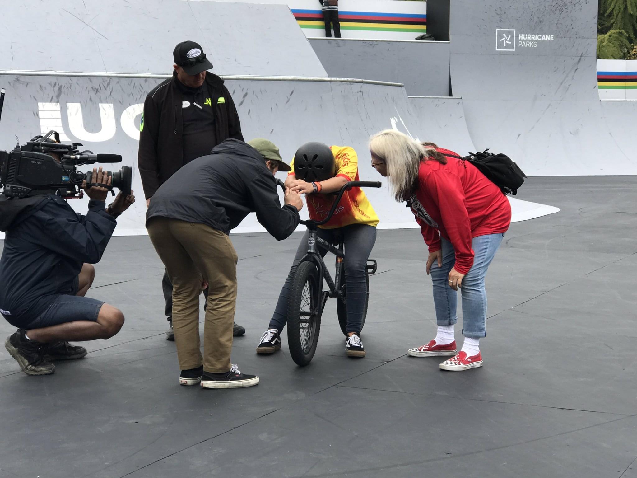 #TeamESPciclismo / Mundial Ciclismo Urbano 2019, Chengdu