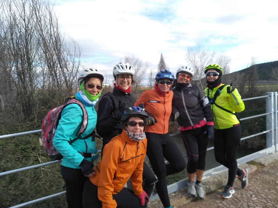 QUEDADAS #WOMENINBIKE