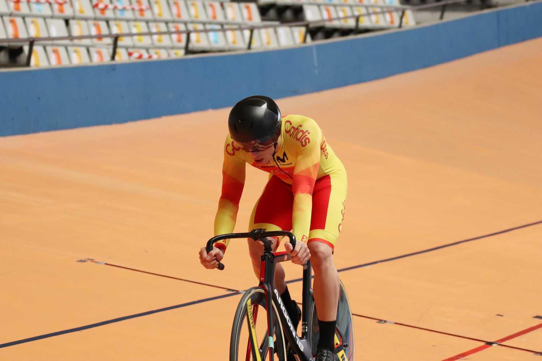 #TeamESPciclismo - Concentración de Pista Élite, Valencia - 28 de marzo al 2 de abril 2021