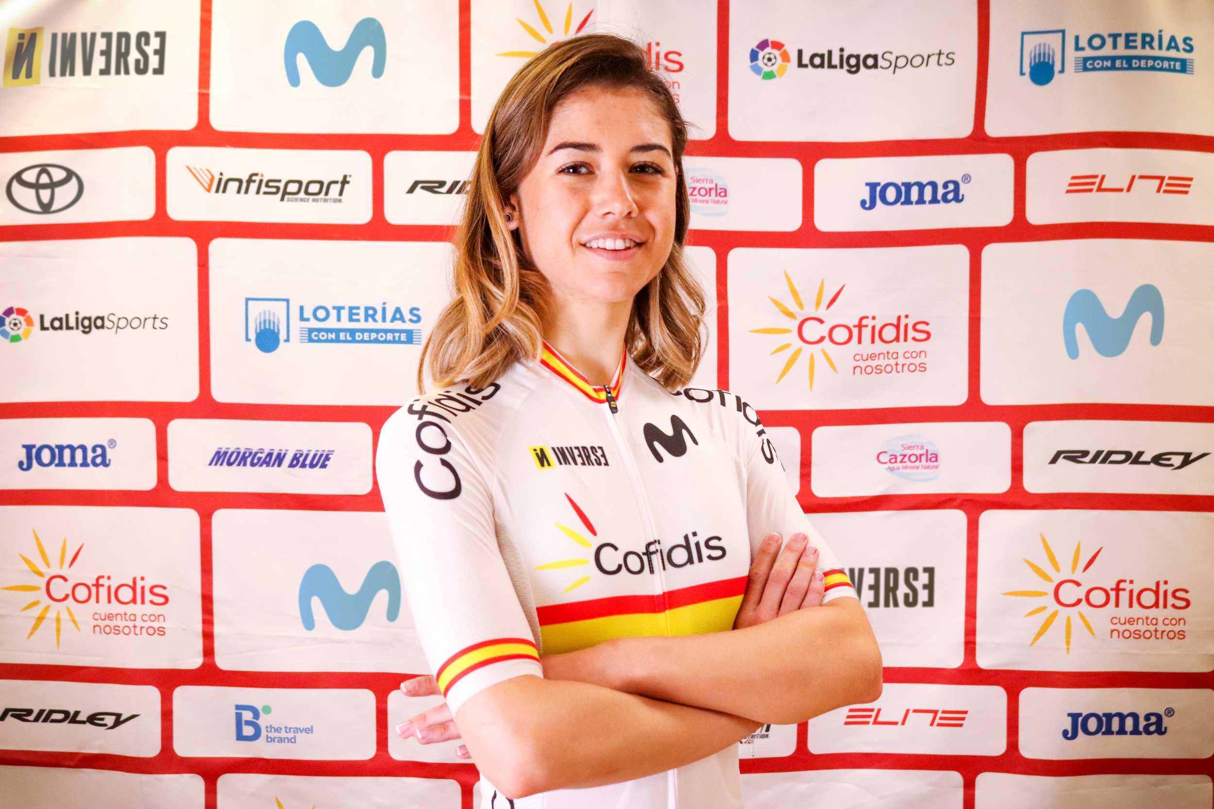 Presentación de la nueva equipación de la Selección Española de Ciclismo - Fotos de estudio