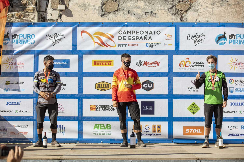 Campeonato de España de Enduro 2020 - Castejón de Sos