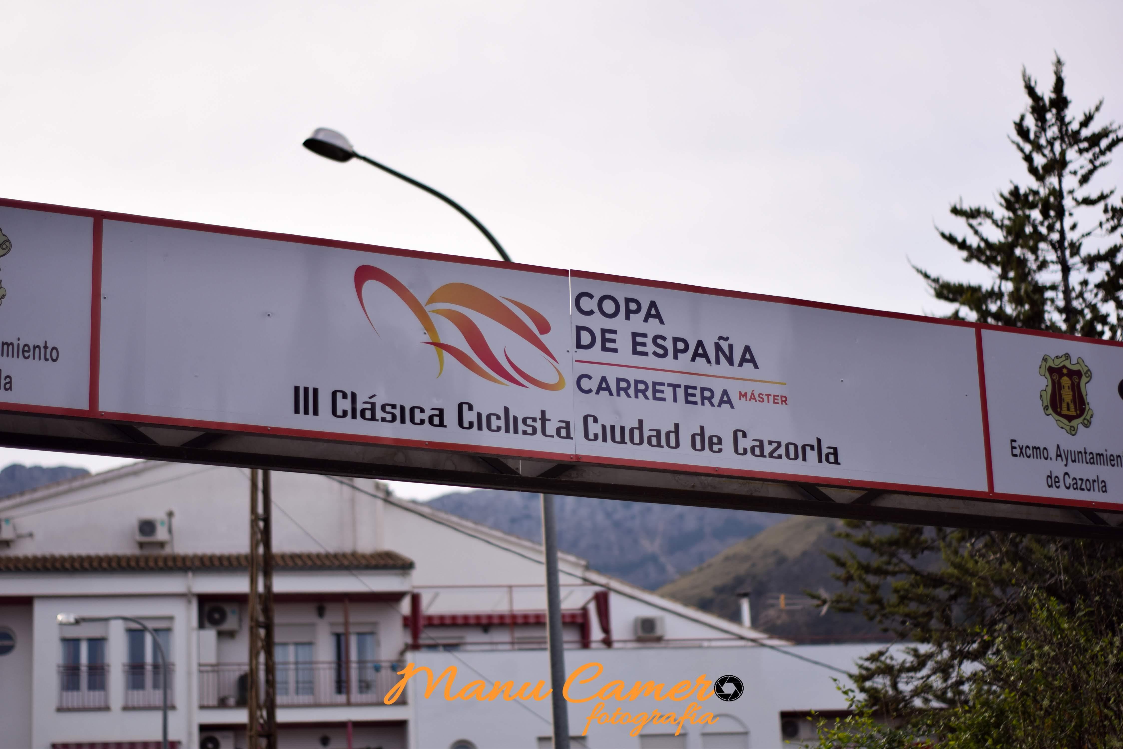III CLASICA CICLISTA CIUDAD DE CAZORLA