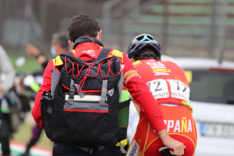 #TeamESPciclismo - Mundial Carretera 2020 - Imola