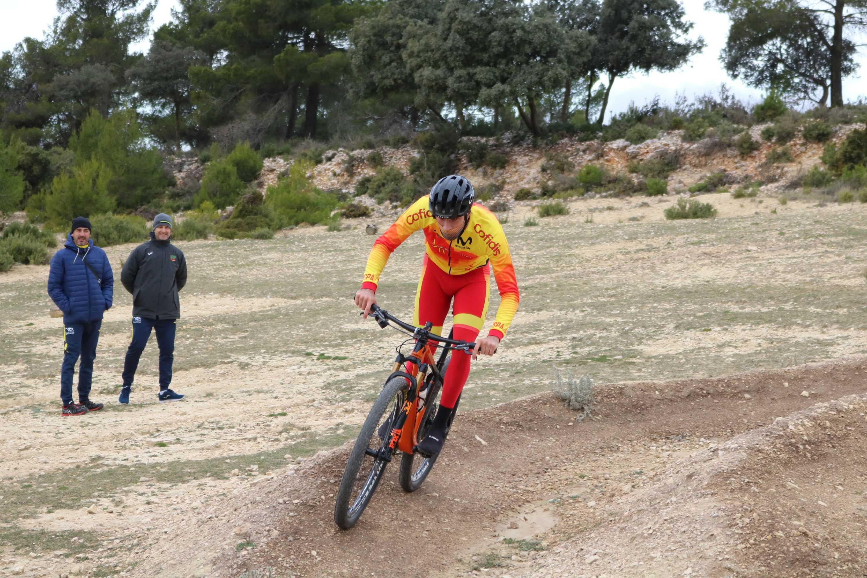 Alto Rendimiento y Tecnificación - 2ª concentración de BTT, Alicante, diciembre 2019