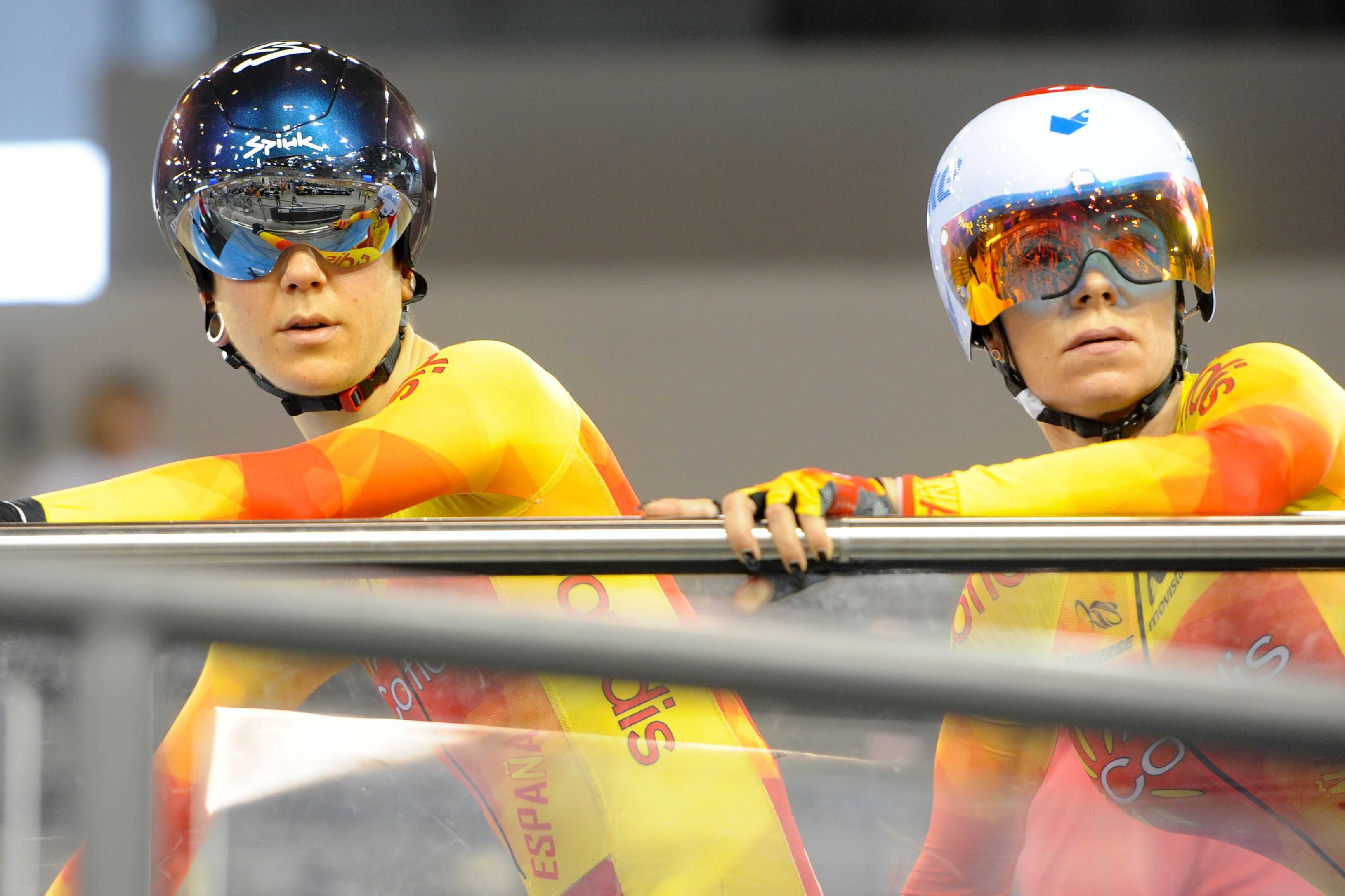 #TeamESPciclismo - Mundial de Ciclismo Adaptado en Pista 2020, Milton