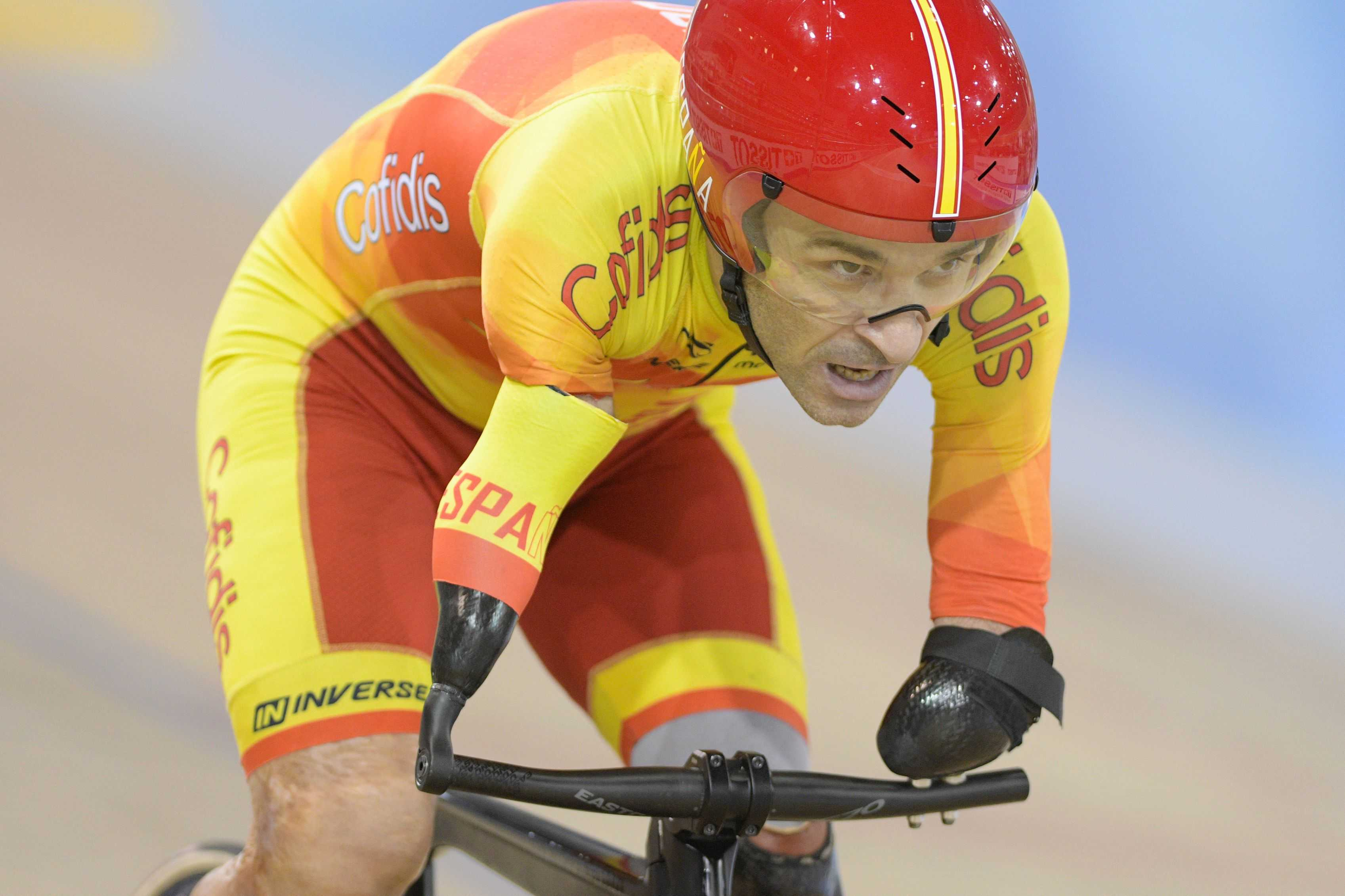 #TeamESPciclismo | Mundial de Ciclismo Adaptado en Pista 2020, Milton