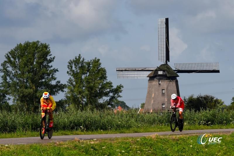 #TeamESPCiclismo / Campeonato de Europa de Carretera 2019 / Alkmaar /